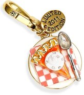 Juicy Couture Pumpkin Pie Slice Charm - Thanksgiving - Limited Edition 2011