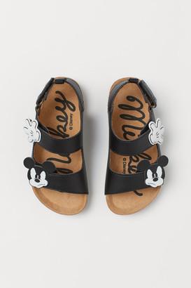 H&M Motif-detail sandals