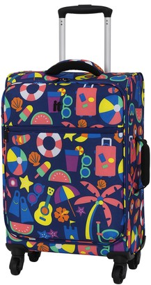 """it Luggage 21.7"""" The-Lite 4 Wheel Non-Expander Luggage"""