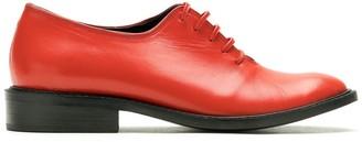 Reinaldo Lourenço Leather Oxford Shoes