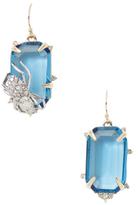 Alexis Bittar Elements Spider Crystal Drop Earrings