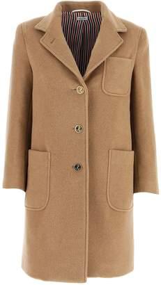 Thom Browne Straight Coat