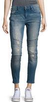True Religion Halle Moto Super-Skinny-Fit Jeans