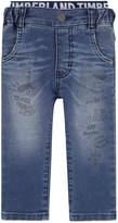 Timberland Boy regular fit fleece jeans