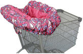 Floppy Products Floppy Seat Classic Plush Shopping Cart & High Chair Cover - Shells Swirls