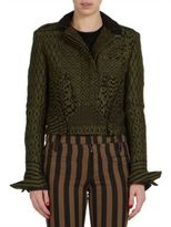 Haider Ackermann Long Poet Sleeves Jacket