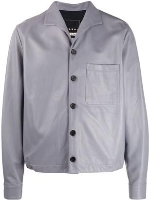 Marni Single Breasted Jacket