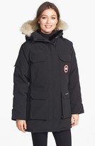 Canada Goose Women's 'Expedition' Relaxed Fit Down Parka With Genuine Coyote Fur
