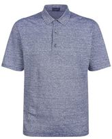 Paul & Shark Linen Blend Polo Shirt