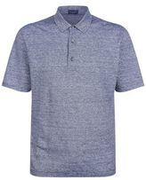 Paul & Shark Linen Blend Polo Shirt