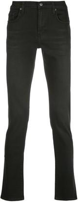 J Brand Tyler mid-rise slim jeans