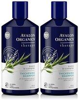 Avalon Biotin B-Complex Thickening Shampoo - 14 oz - 2 Pack
