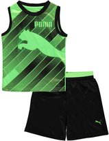 """Puma Baby Boys' """"Neon Leap"""" 2-Piece Outfit"""