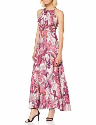 Little Mistress Women's Marlowe Floral Maxi Dress Party