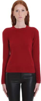 Mauro Grifoni Knitwear In Red Cashmere
