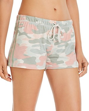 PJ Salvage Camo Print Shorts