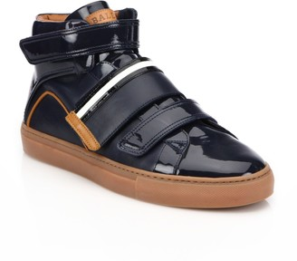 Bally Herick Mid-Top Sneakers