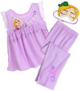 Disney Rapunzel Deluxe Character PJ Set for Kids