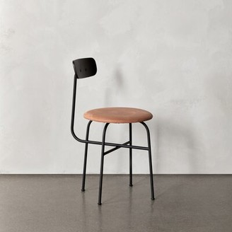 Menu Afteroom Plus Upholstered Dining Chair Color: Cognac