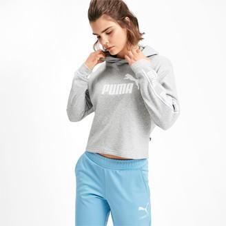 Puma Amplified Women's Cropped Hoodie