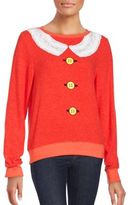 Wildfox Couture Mrs Clause Pullover