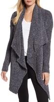 Caslon Women's Long Sleeve Chenille Cardigan