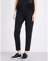 French Connection Dali skinny stretch-cotton jogging bottoms