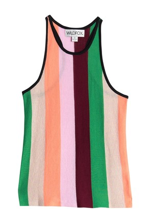 Wildfox Couture Sherbet Stripe Tank