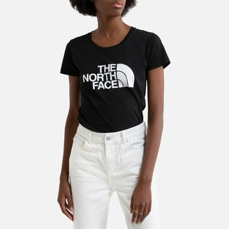 The North Face Cotton Long Easy Tee with Short Sleeves