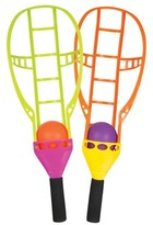 Toysmith Chuck N Catch Ball & Racket Game