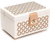 Wolf Chloe Cream Jewellery Box - Small