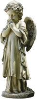 Asstd National Brand 26 Praying Angel Outdoor Statue