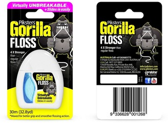 Piksters Gorilla Waxed Floss 30M