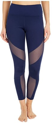 Fila Daria 7/8 Leggings (Peacoat) Women's Casual Pants