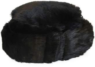 Parkhurst Faux Fur Brim Hat