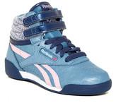 Reebok Freestyle Hi Sneaker (Little Kid)