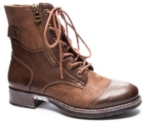 Chinese Laundry Tilley Combat Boots Women's Shoes