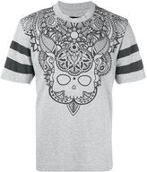 Hydrogen College Tattoo T-shirt - men - Cotton - XS