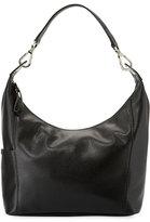Longchamp Le Foulonne Small Hobo Bag, Black