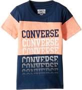 Converse Color Block Repeat Top Boy's Clothing