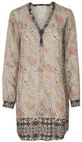 Cream Pippa Floral Tunic