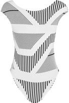 Prism Santorini Swimsuit - White