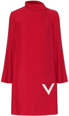 Valentino VLOGO shift dress
