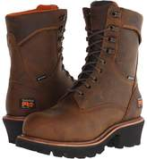Timberland 9 Rip Saw Logger Steel Toe WP Men's Work Boots