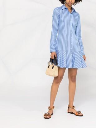 Lauren Ralph Lauren Triella long-sleeved shirt dress