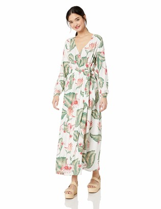 Roxy Junior's Taste of Tomorrow Maxi Wrap Dress