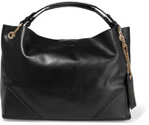 Karl Lagerfeld K/slouchy Leather Tote - one size