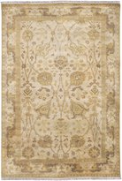 Surya ANT9703-23 Taupe Antolya Collection Rug - 2 x 3 Ft