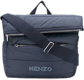 Kenzo Logo Padded Bag