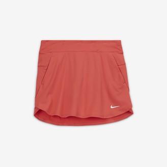 Nike Big Kids' (Girls') Golf Skirt Dri-FIT